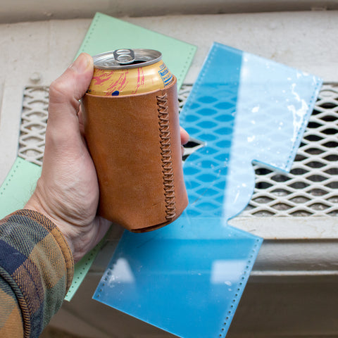 Leather Drink Holder (Laser Ready Files)
