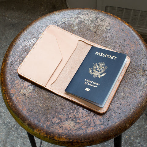 V2 Leather Passport Case Acrylic Template Set