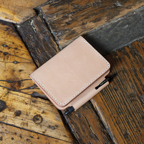 Leather Deluxe Passport Case (Laser Ready Files)
