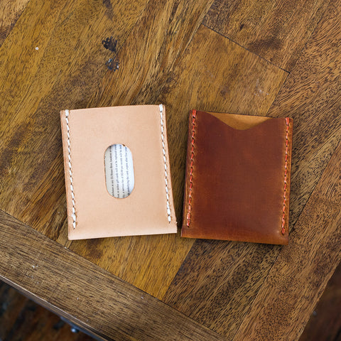 BUNDLE -- Snap Wallet / 5 Pocket Card Wallet / Card Sleeve
