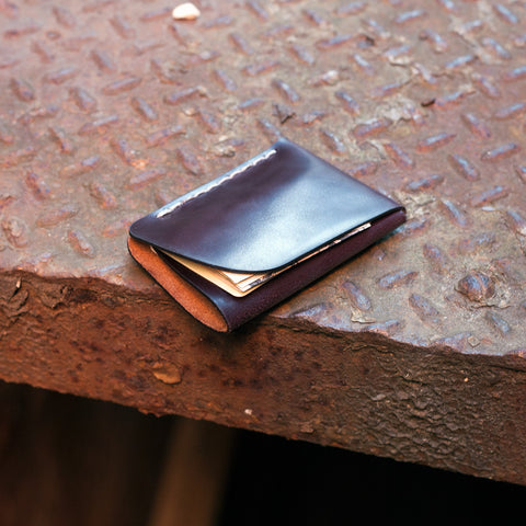 Leather Minfold Wallet (Laser Cutting Files)