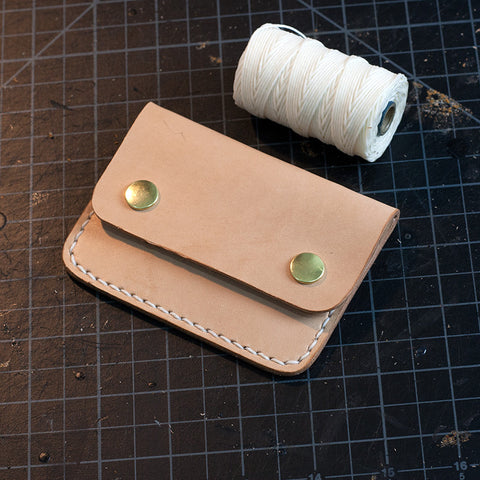 Snap Wallet Acrylic Template