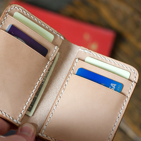 Vertical Wallet Acrylic Template