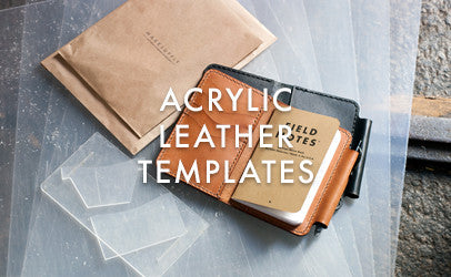 Acrylic Leather Templates