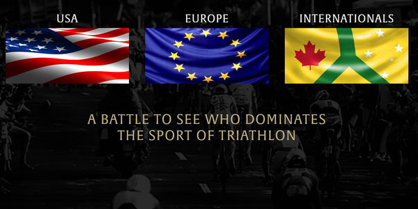 The Inaugural Collins Cup Set To Shake Up Triathlon