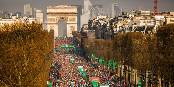 Paris Marathon 2018 Race Report
