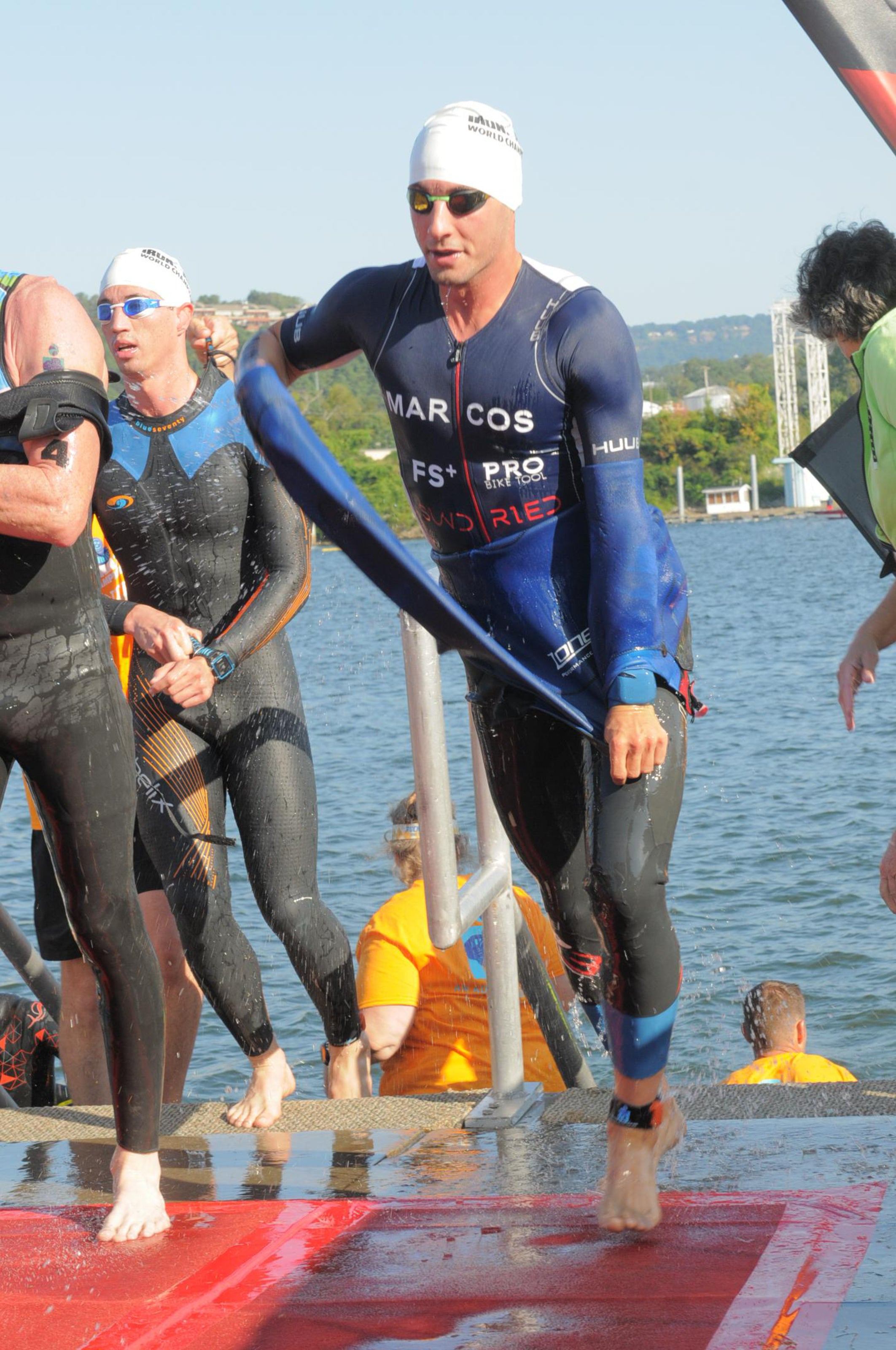 Swim Chattanooga Ironman Middle Distance Triathlon