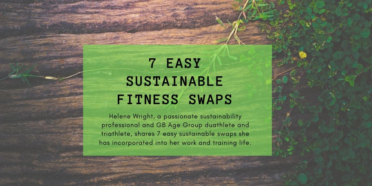 7 Easy sustainable fitness swaps