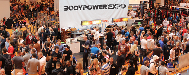 Bodypower Expo NEC Birmingham