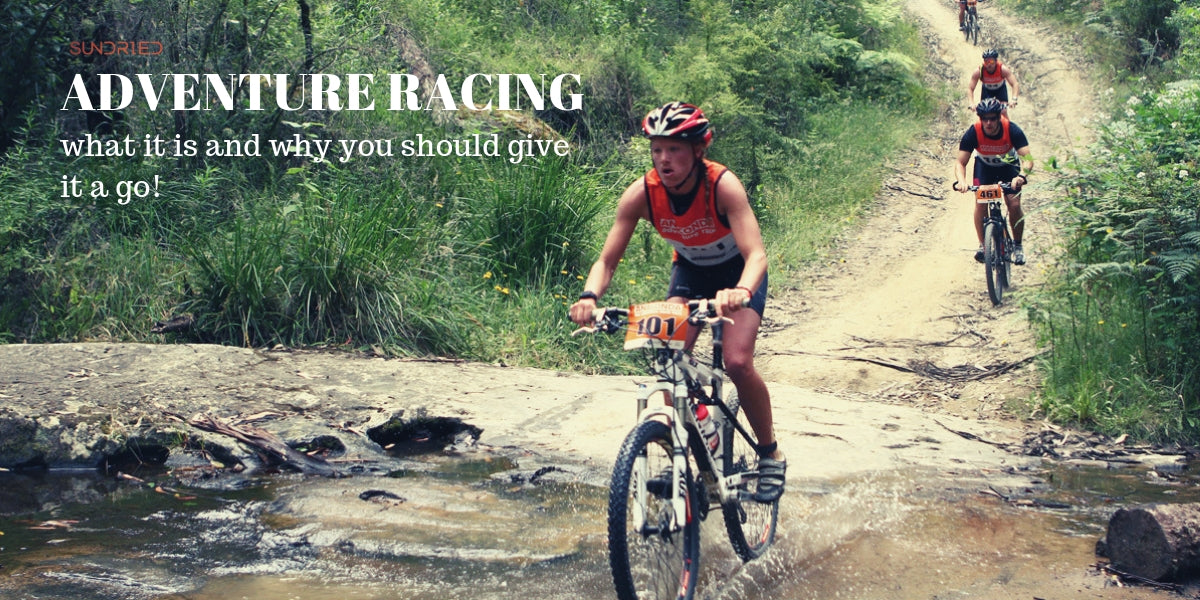 what is adventure racing how to get into adventure racing beginner mountain biking