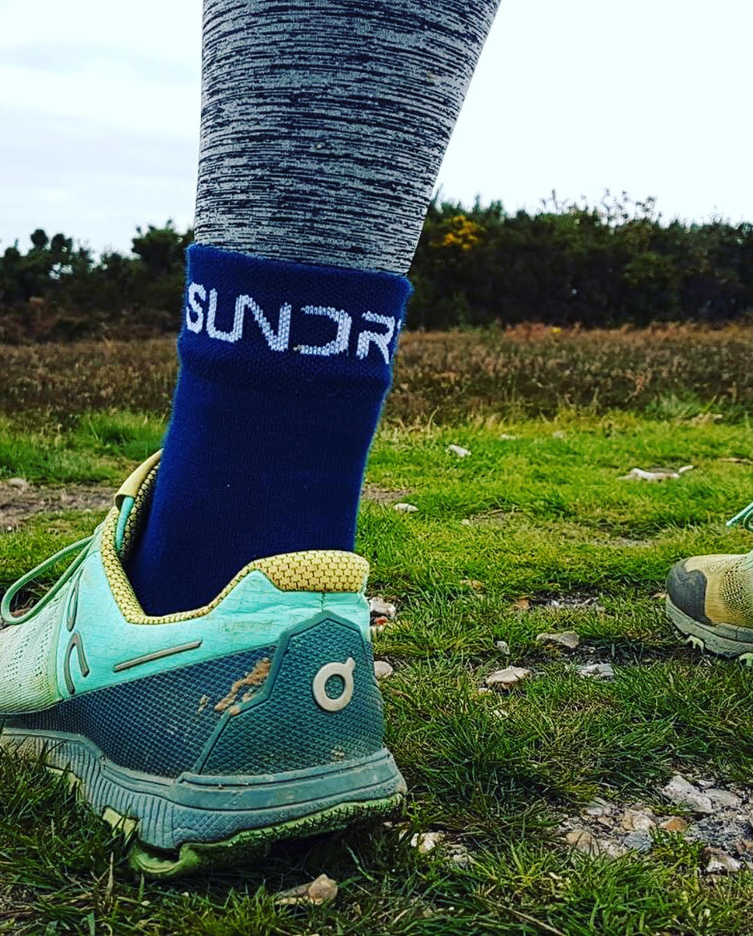 triathlete running socks Sundried activewear