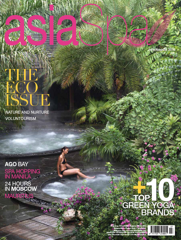 Asia Spa Magazine Top 10