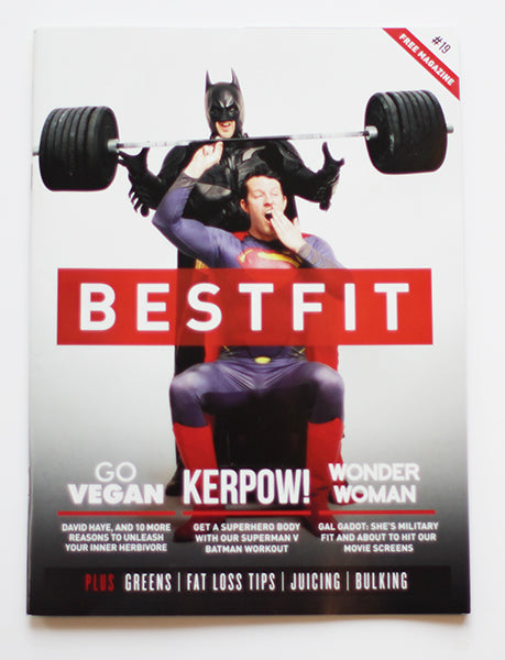 Bestfit Magazine Issue 19 Cover