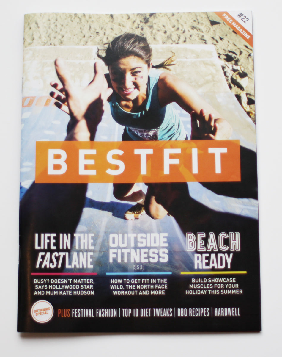 Bestfit Magazine Issue 22