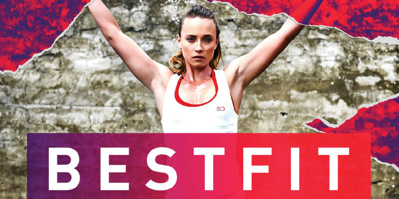 Bestfit Magazine Cover with Sophie
