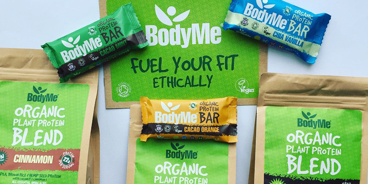BodyMe Plant Based Protein Vegan Review