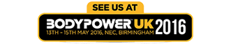 Sundried is at BodyPower 2016