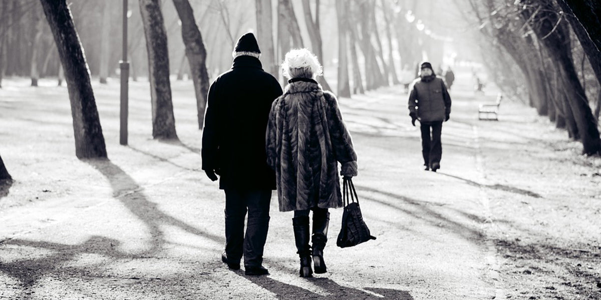 Christmas Day Boxing Day winter walk how to stay healthy at Christmas
