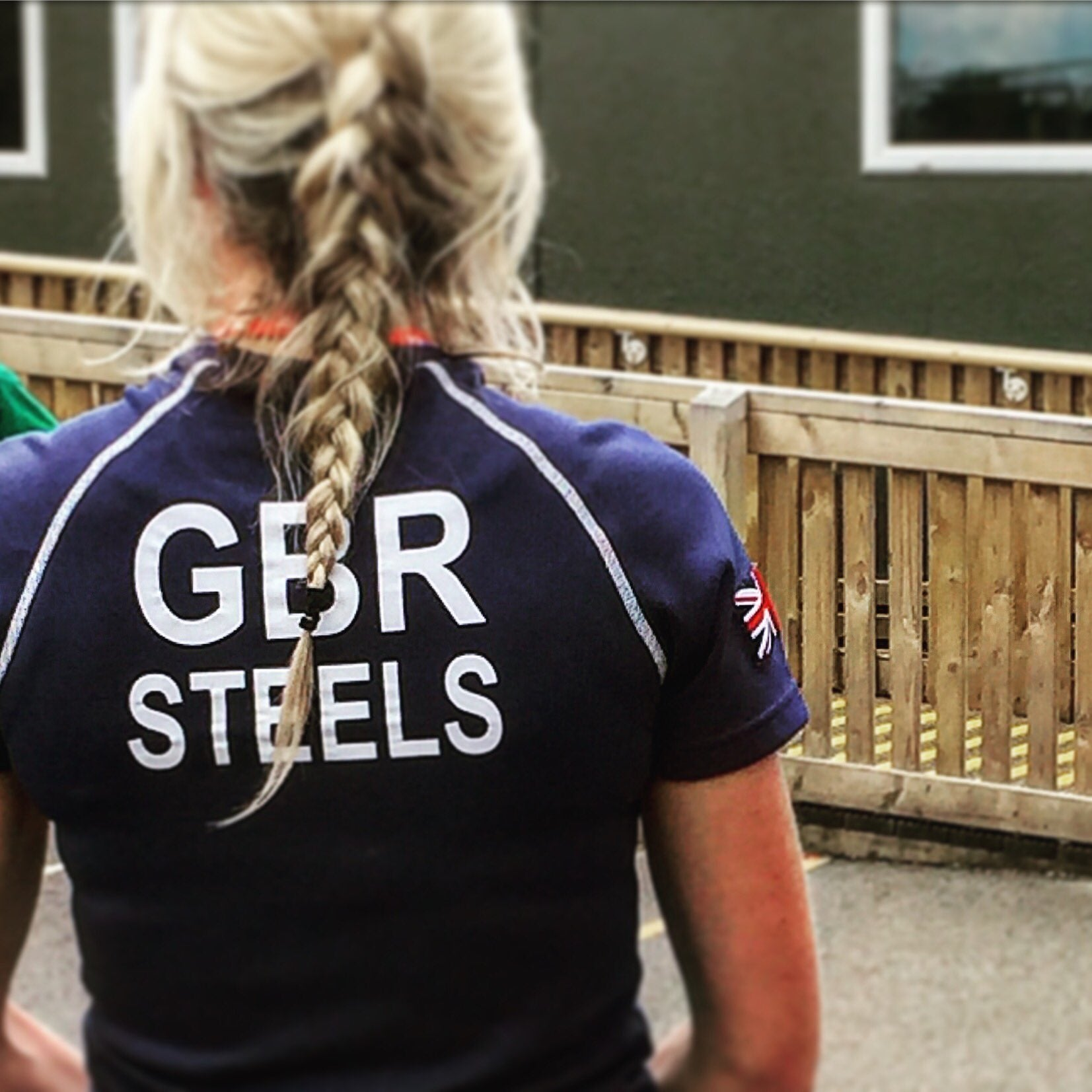 Claire Steels GBR