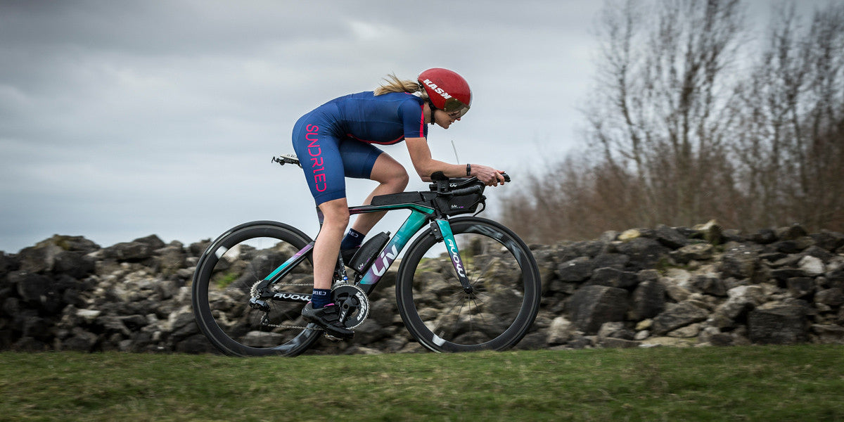 Claire Steels Duathlete Sundried