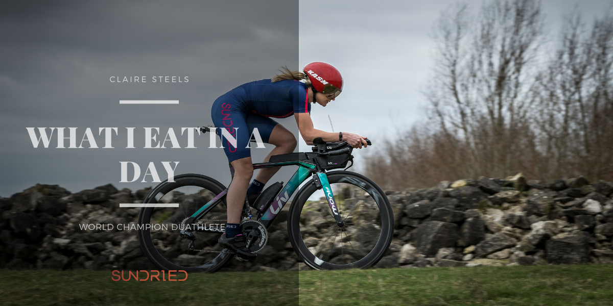 What I Eat In A Day Claire Steels Duathlete