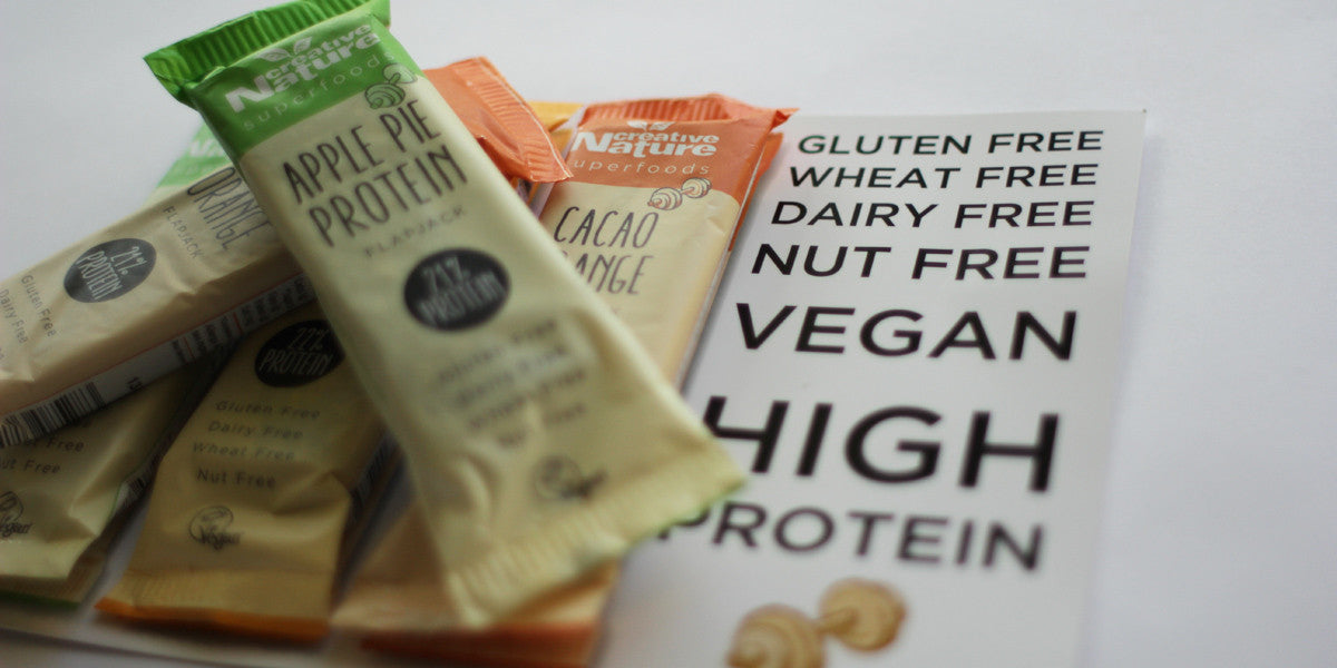 Creative Nature Superfoods Protein Bar Sundried Review