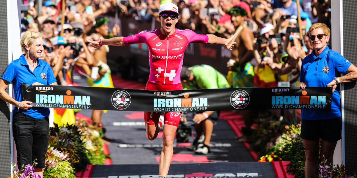 Daniela Ryf Ironman Hawaii Sundried