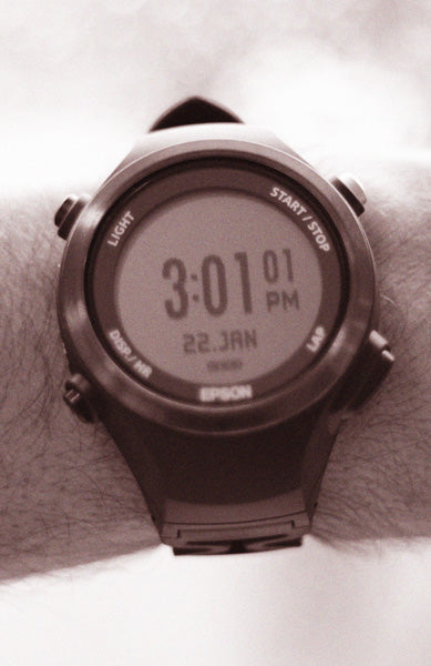 Epsom Running Watch
