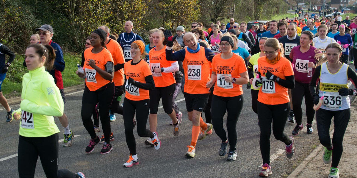 Flyers Southend Running Club Chelmsford 10k Race