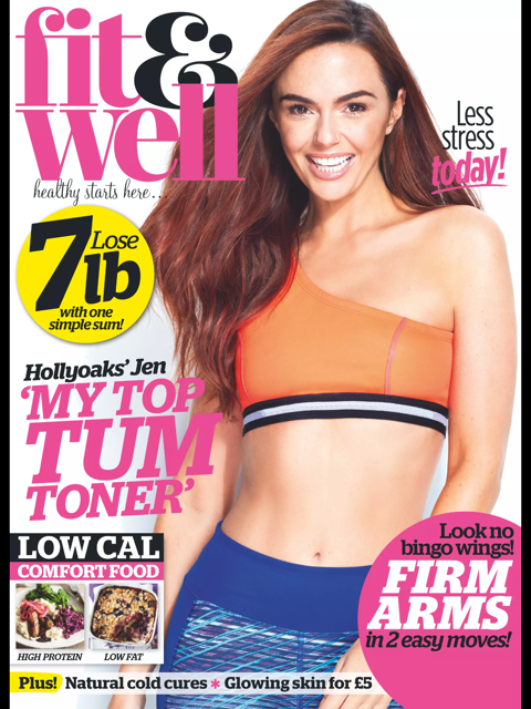 Fit and Well Magazine Featuring Sundried