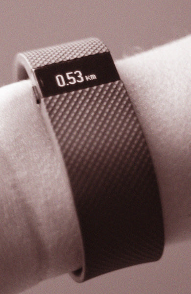 Fitbit Heart Rate Watch