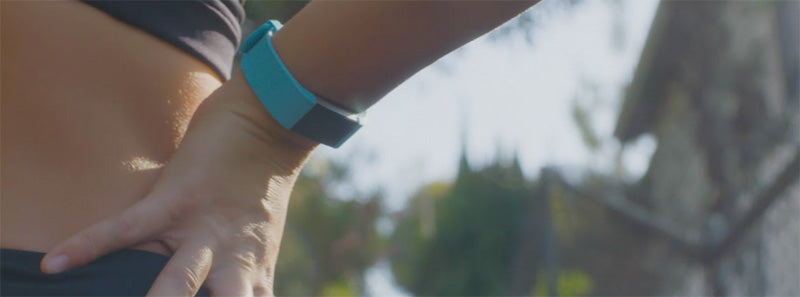 New fitbit watch