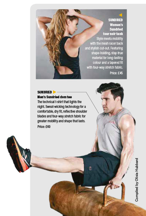 FitPro Magazine July