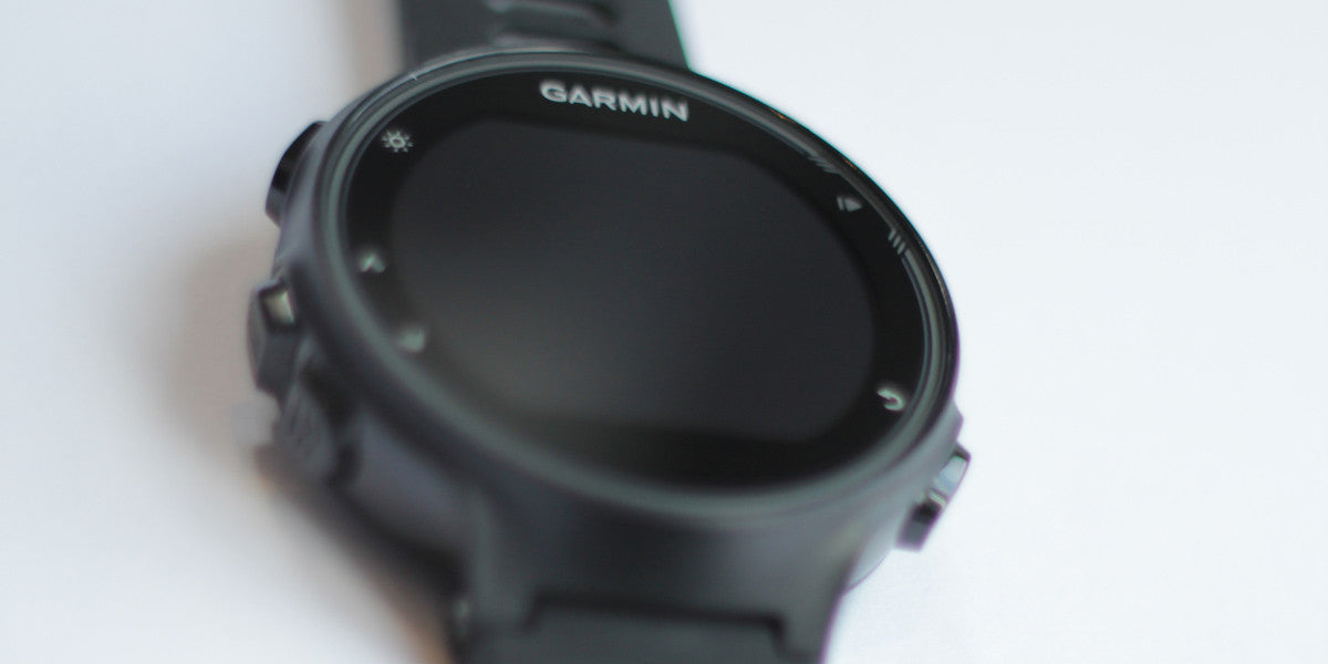 Garmin Forerunner 735XT Triathlon Watch Product Review