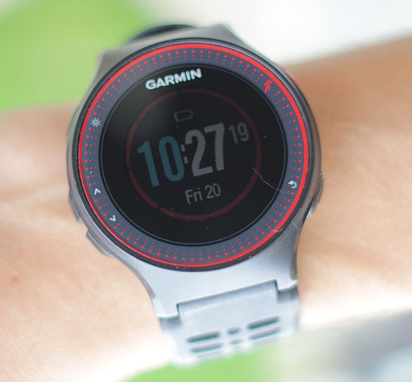 Garmin Forerunner 225 Colour Photo