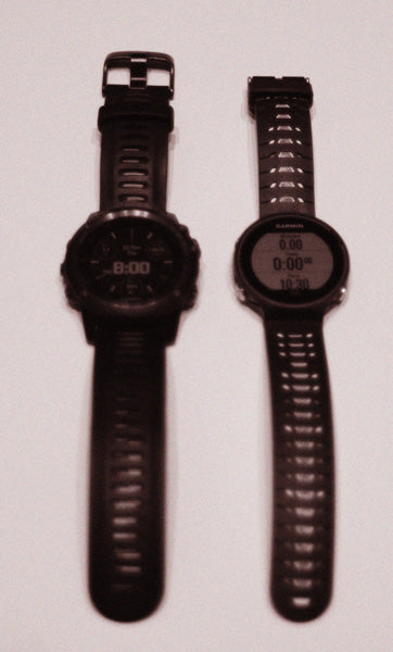 Garmin Forerunner 630 Compared Against Fenix 3