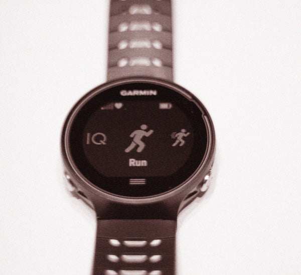 Low profile and lightweight running watch from Garmin