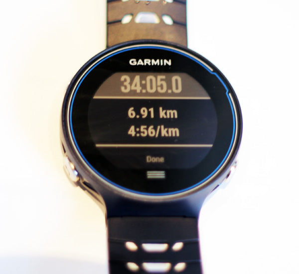 Garmin Forerunner 630 Run Review