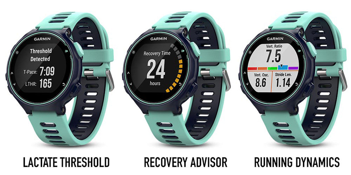 Garmin Forerunner 735XT Triathlon Watch Review