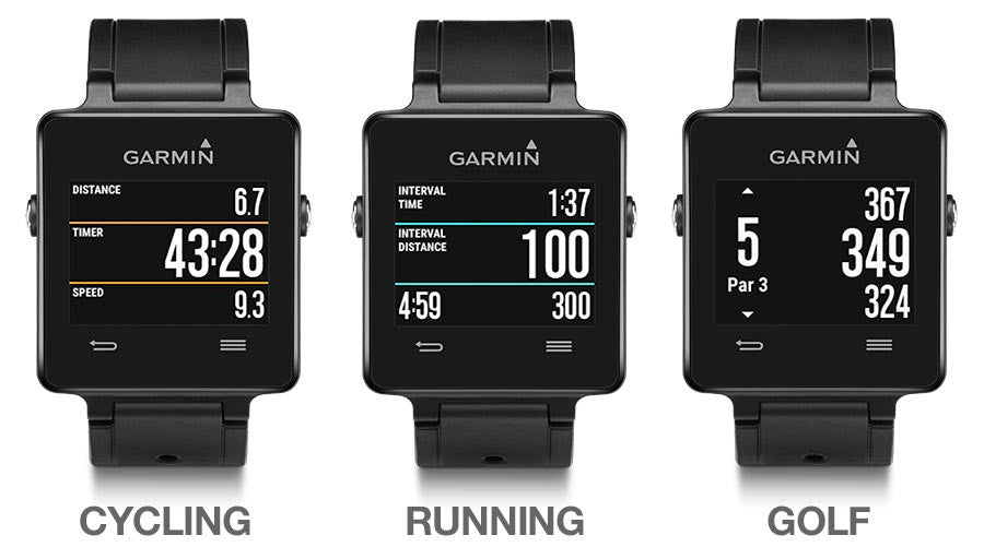 Garmin Vivoactive Activity Tracker Review Sundried