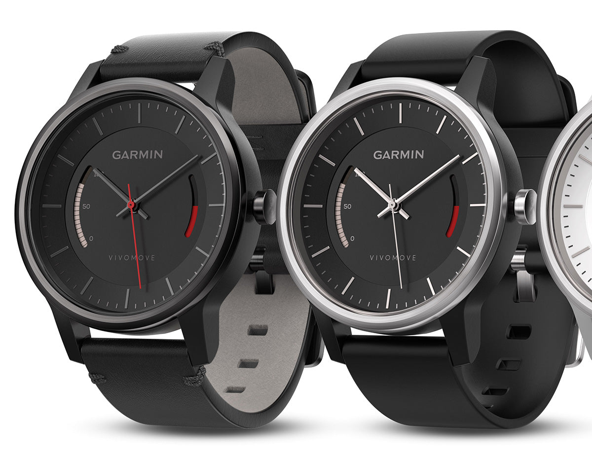 Garmin Vivomove Review