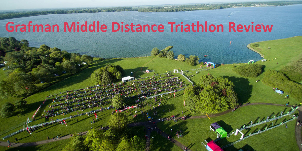 Grafman Middle Distance Triathlon Review Sundried