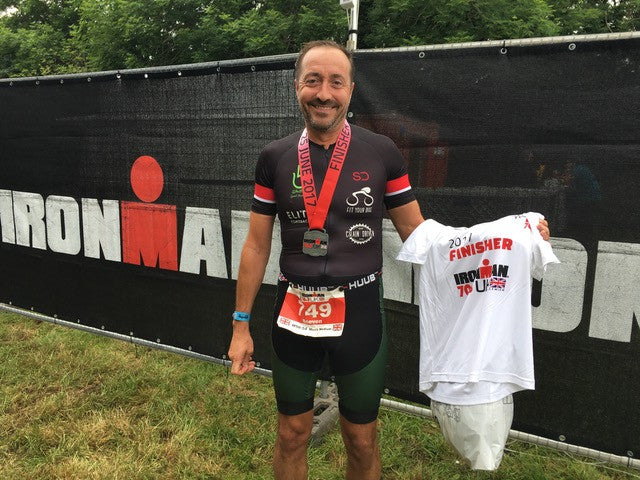 84d662ea70e623 Steven entered the sport of triathlon late in life after being inspired at  the London Marathon. He has now run multiple marathons and raced some of  the ...