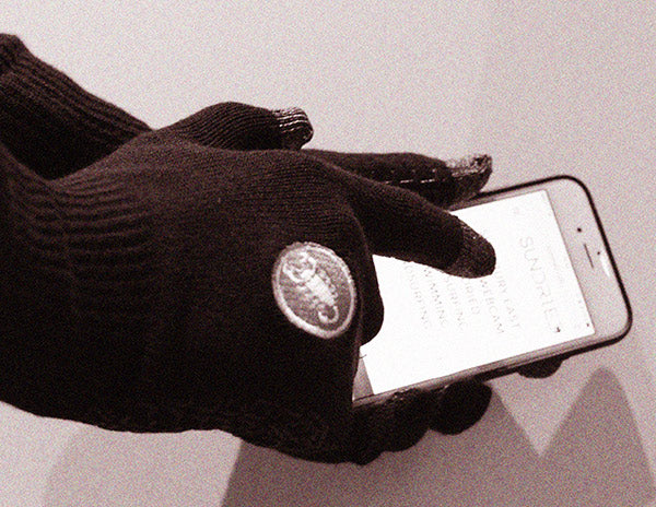 iPhone Friendly Gloves