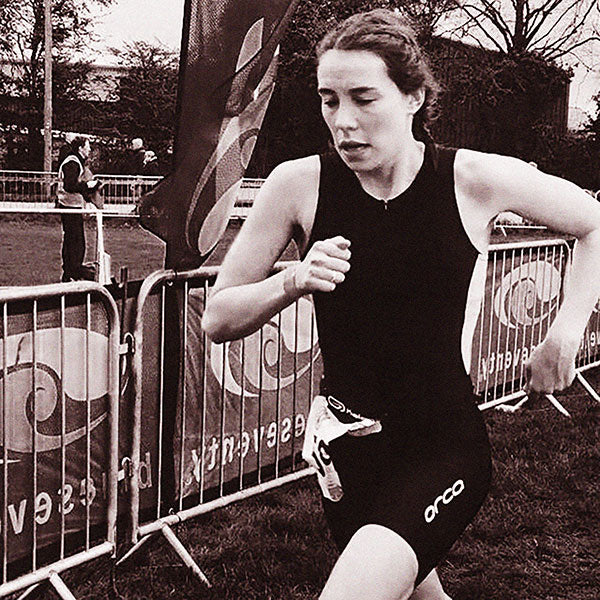 Jenny Reed Triathlete