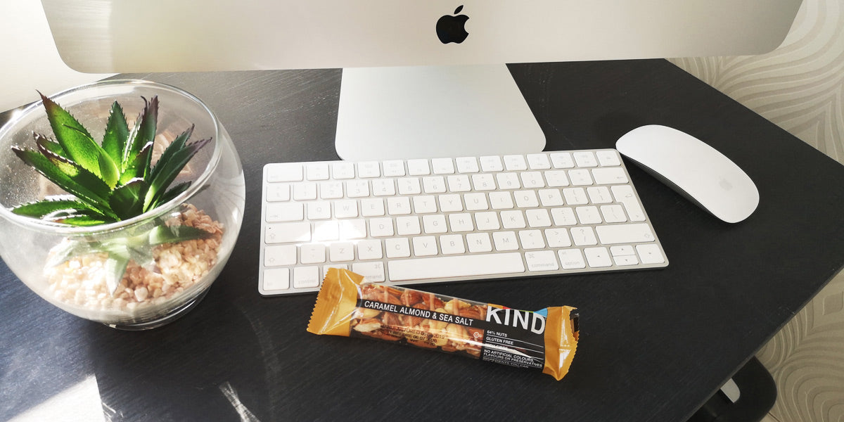 KIND snacks review healthy granola bars