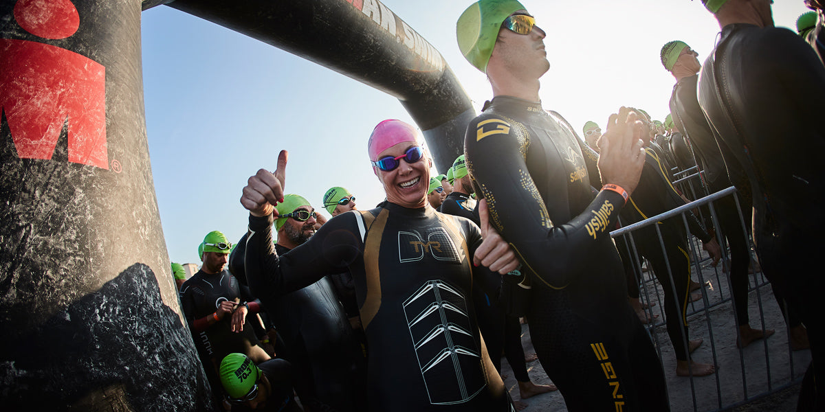 brand ambassador swimming triathlon Ironman Mallorca