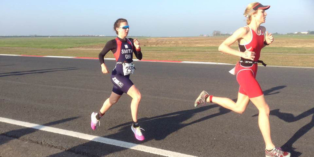 Laura Smith Duathlete Triathlete Triathlon
