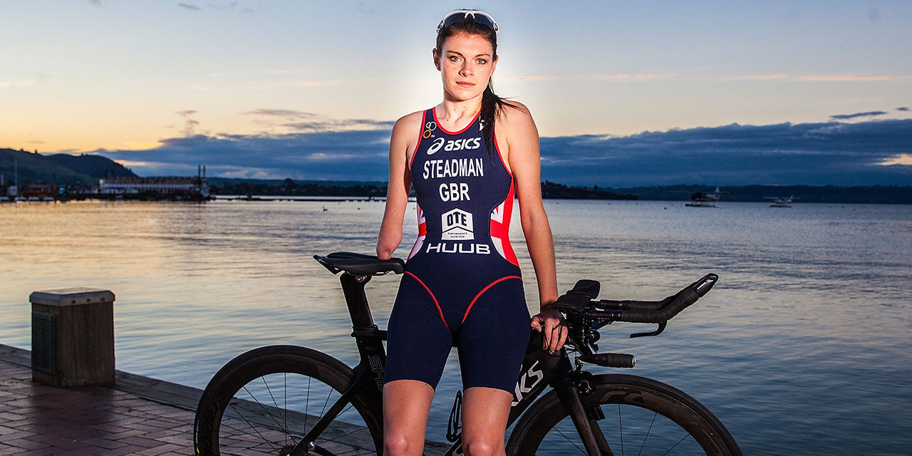 Lauren Steadman Team Garmin Sundried Interview