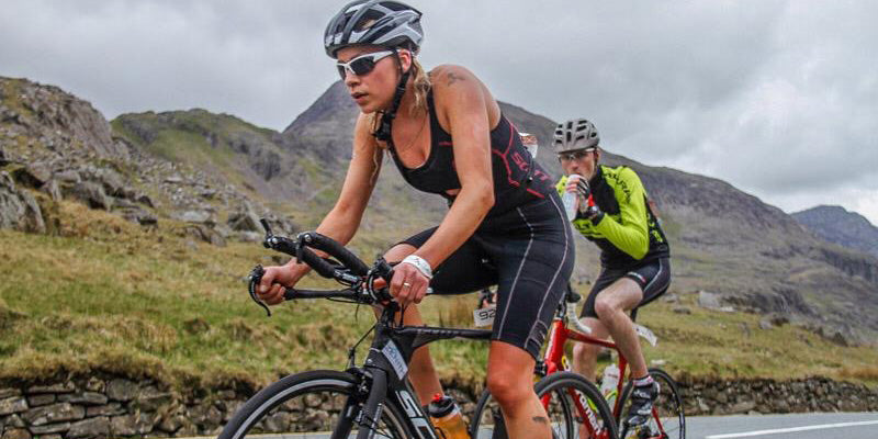 Lucy Scott Triathlete
